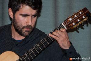 Guillermo Echevarría Dos Santos- Concertista de guitarra