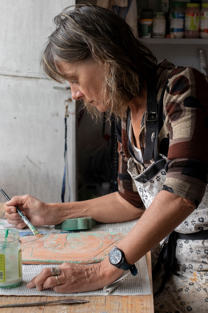 Artista Plástica Tania Astapenco