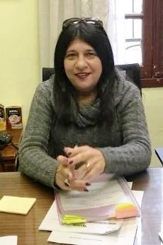 Inspectora Departamental Maestra Beatriz Rissotto