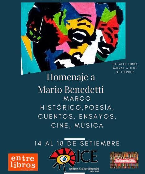 Homenaje a Mario Benedetti