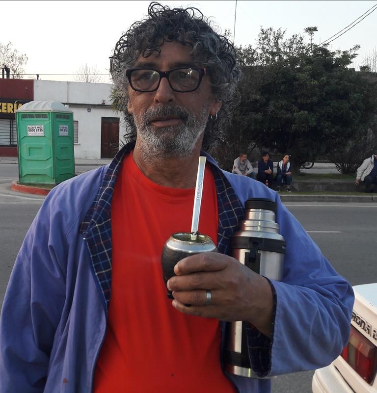 Artista Plástico y Muralista Atilio Gutiérrez