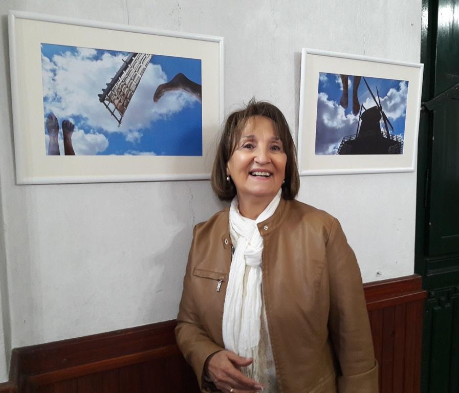 -Susana Cannella en la Sociedad Italiana en el Día del Patrimonio