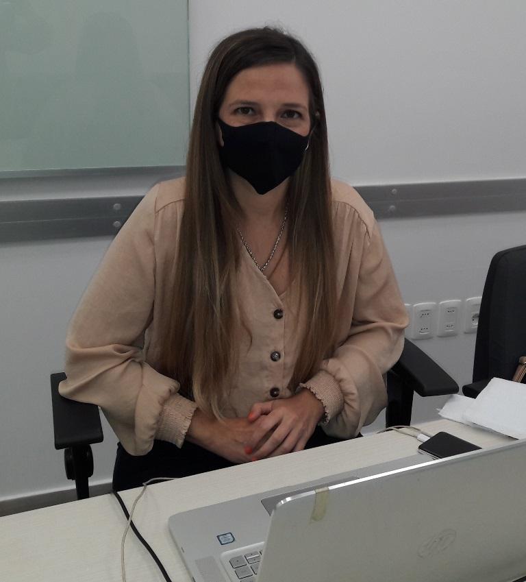 Referente de Bootcamp en UTEC, Anahí Lacava